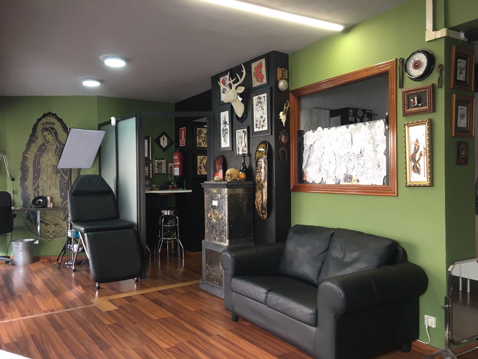 Nueva Sangre Estudio de tatuajes en Asturias